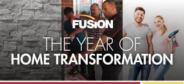 Fusion Stone Recounts Achievements Recorded in Home Transformation In 2017