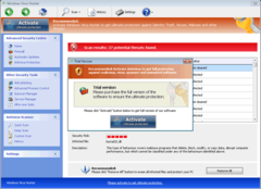Windows Virus Hunter's trial version is bogus and purchasing it only leads to jeopardizing your personal information.