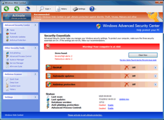 Windows Web Combat Proven to be a Failure at Removing Malware
