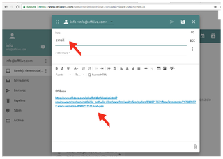 OffiDocs: LibreOffice Online has been updated with a file manager and email service