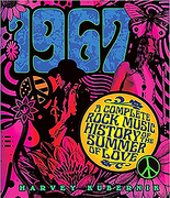 1967 A Complete Rock Music History of the Summer of Love book cover