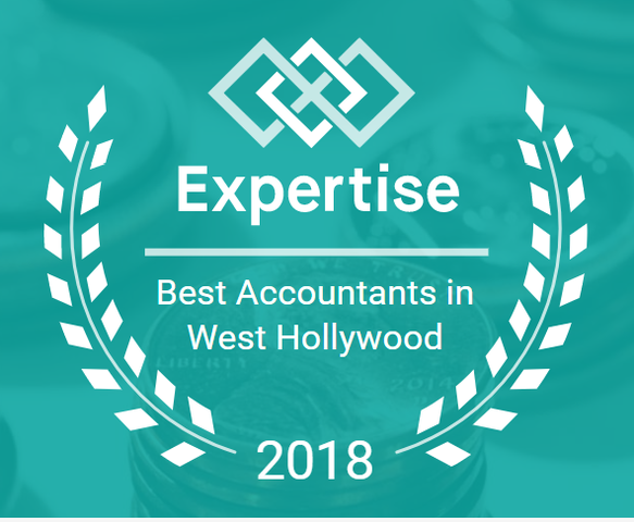 2018 Best Accountant in West Hollywood