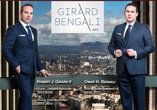 Girard Bengali, APC Attorneys Named to Super Lawyers