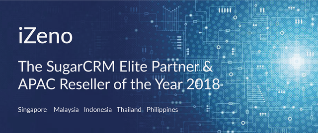 Leading IT Consultancy and Services, iZeno remained the pioneer of Customer Experience solution provider in the region mainly Singapore, Malaysia, Indonesia, Thailand and the Philippines<br />