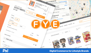 PixelMEDIA Launches FYE.com on Salesforce Commerce Cloud