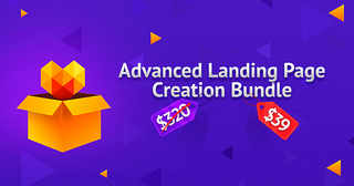 Grab Advanced Landing Page Creation Bundle from MotoCMS for $39 Only