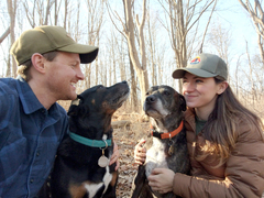 Spruce Founders Eli & Leah Wiegmann