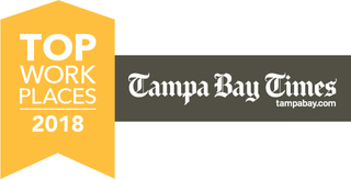 Market Technologies Named Winner of Tampa Bay Times 2018 Top Workplaces Award