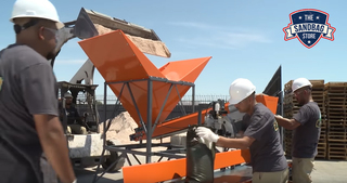 Nevada Veterans Invent Sandbagging Machine, Win Contract In Florida