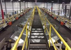 In addition to ginning equipment, Lummus also manufactures automatic sorting machines and manual sorting equipment through their Louisville-based division - System Solutions of Kentucky.