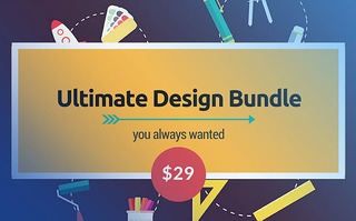 Save 97% on the Ultimate Design Bundle from TemplateMonster
