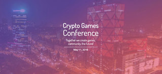 Kyiv To Host The World's First Crypto Games Conference – May 11th, 2018