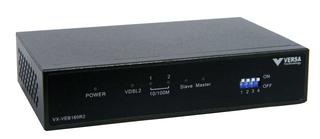 Versa Technology announces new Ethernet Extender series