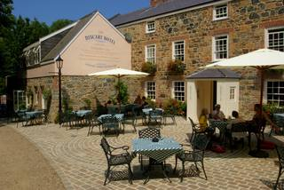 Dixcart Bay Hotel 'sets target for others', scoring Britain's highest for sustainability in 2012