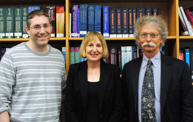 NBME recipients: Richard Feinberg, PhD  Promising Measurement Scholar; Carol Morrison, PhD Established Investigator; Brian Clauser, EdD for Career Contributions.