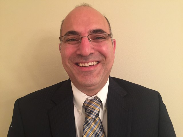 Fadi Chakbazof, First Transit Senior Vice President Operations for the West Region.