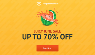 TemplateMonster Cuts the Cost of All Digital Products by About 70%