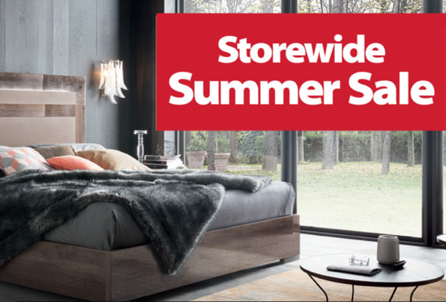 Contemporary Galleries, located in Louisville, Kentucky, is having a Summer Sale through June 24, 2018 offering up to 50% off across the store.