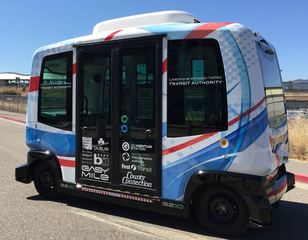 First Transit Partners with Livermore Amador Valley Transit Authority to Pilot a Shared Autonomous Vehicle on Public Roa…