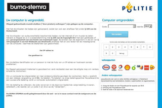 Buma Stemra Virus Uses Ransomware Tactics to Hold Your Computer Hostage