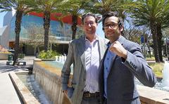 Christopher Meeks and Samuel Gonzalez, Jr.