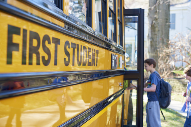 First Student is the most chosen student transportation provider in North America.
