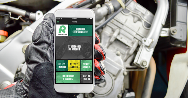 The RumbleOn app is set to change the face of buy, sell, and trade apps in the powersport industry.