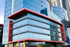Treated Glass with Invisible Shield Protective Coatings