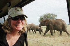 On safari with new WordenGroup Public Relations client, Denver-based Africa Adventure Consultants © Africa Adventure Consultants