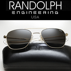 Randolph Engineering Sunglasses at Eyegoodies.com