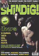 """Cover of Shindig! listing """"Watch Out Woman"""" as number 3 of the Best Singles of 2017"""