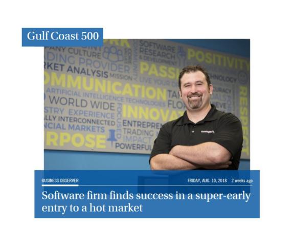 Gulf Coast Business Observer article with President Lane Mendelsohn