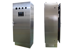 KDM Stainless steel enclosure