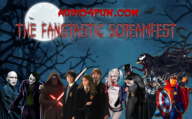 This Halloween, Audio4fun gives out software treats in The Fangtastic Screamfest<br />