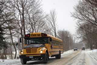 First Student Shares Top Winter Safety Tips for Drivers, Students and Parents