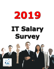 Median Salary for IT Pros ins now over $93,000 according to Janco's 2019 IT Salary Survey