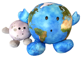Celestial Buddies New Plush Pal Opens Climate Discussion