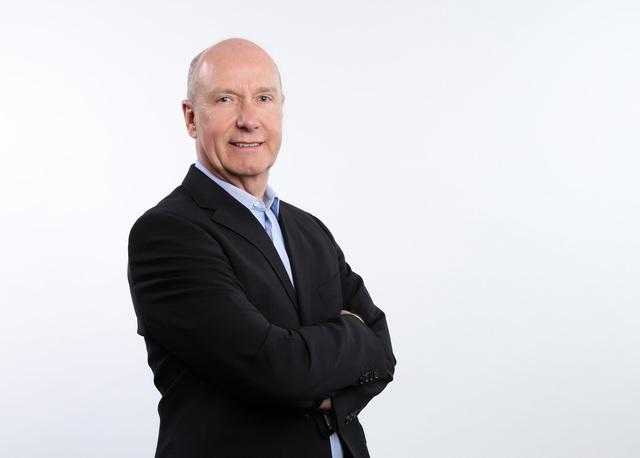 Frank Barker, CEO, Bacula Systems.