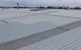 Sharmans answers top question on metal roof coatings – one coat or two?