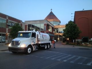 Moon Grease Trap Cleaning Offers Experienced Service to Restaurants & Food Preparation Sites in Louisville, Kentucky…