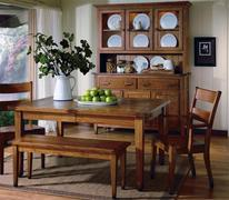 Heirloom Canterbury Amish Dining Room Furniture
