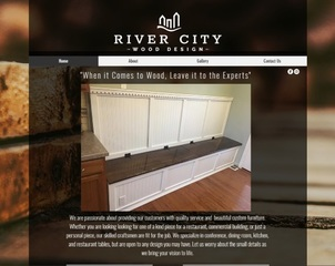 Announcing River City Wood Design, Offering Affordable Custom Handmade Wooden Furniture to Residents Throughout Louisvil…