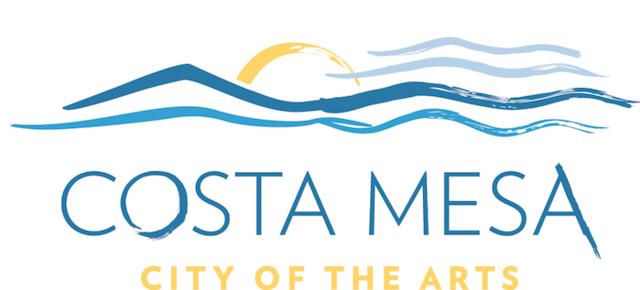 Costa Mesa City of the Arts logo