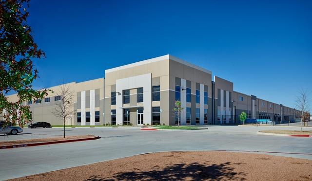 General Motors' Arlington Automotive Logistics Center