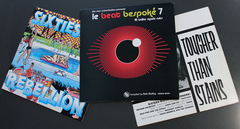 THREE COMPILATIONS LP COVERS