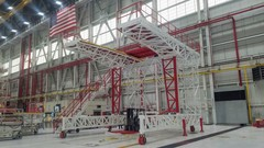 The company's custom-made aircraft maintenance stands are engineered to precise specifications in order to save maintenance time and improve working conditions.