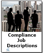31 key Compliance Management Job Descriptions - including that of the CSO - Chief Security Officer
