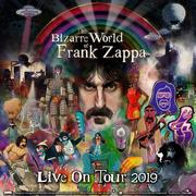 The Bizarre World of Frank Zappa Graphic