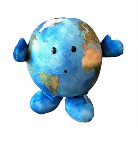 New Our Precious Planet plush from Celestial Buddies