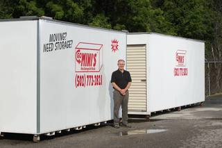 Go Minis of Louisville's Spring Special Offers Portable Storage Containers to Area Residents and Businesses for Jus…